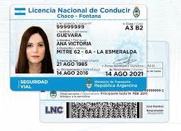 licencia condcir